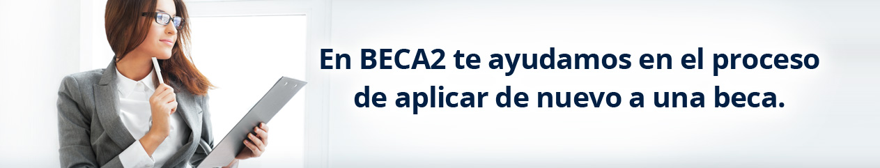 Aplica de nuevo Beca2